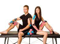 Новая услуга от травматолога-ортопеда — кинезиотейпинг