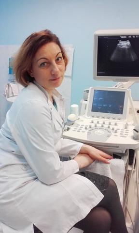 Валеева Юлия Сергеевна, врач ультразвуковой диагностики