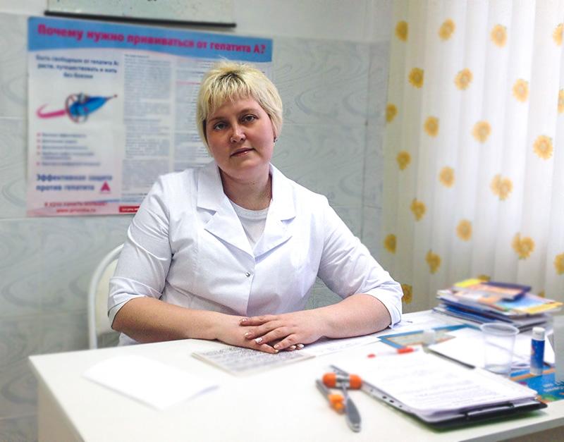 Иваницкая Блия Викторовна педиатр, гастроэнтеролог