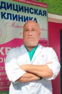 Ортопед-травматолог Рогов Илья Анатольевич