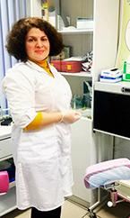Бакашвили Шорена Бидзиковна - гинеколог