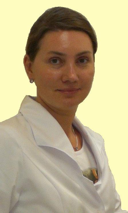 Грон Августина Геннадьевна - дерматовенеролог, косметолог
