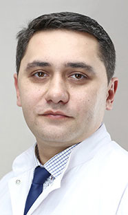 Дерматовенеролог Бабаев Орхан Рауфович