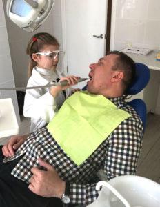 Лечение зубов у детей без страха в Кожухово